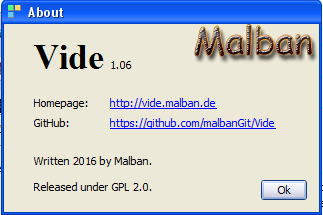 Malban – 23th of October 2016