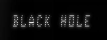 2nd of January 2019 – Black hole (eom)