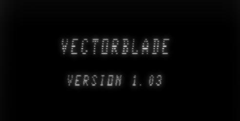 September 20th, Vectorblade v1.03